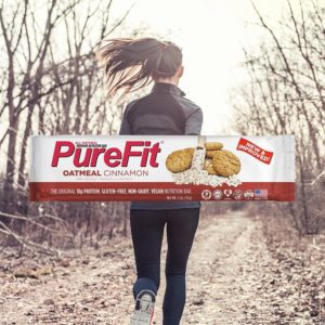 PureFit Nutrition Bars Reviews and Info - Dairy-free, Gluten-Free, Vegan, High Protein