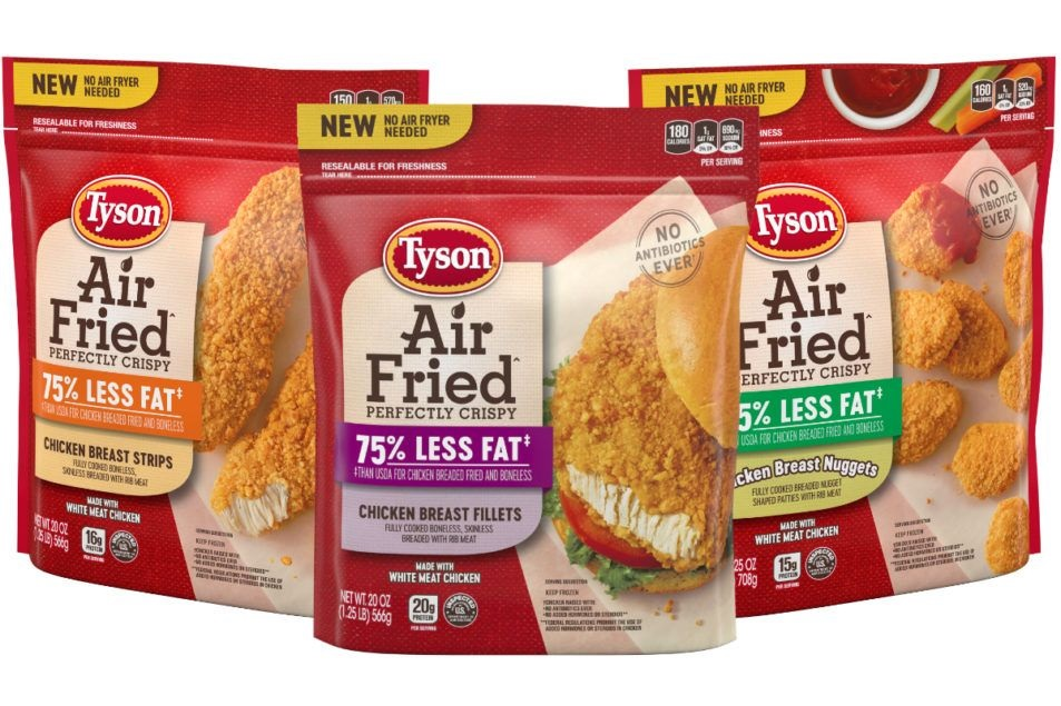 Dairy-Free Tyson Chicken - Dozens of Dairy-Free Breaded and Grilled Nuggets, Tenders, and More. A full list and reviews.