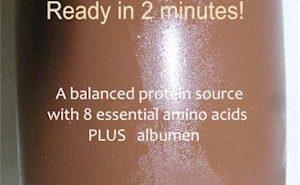 Chocolate Quinoa Milk