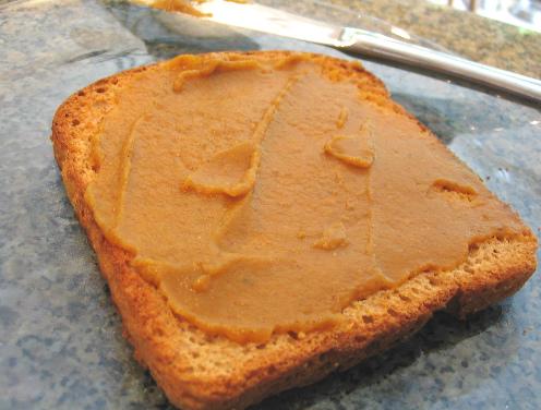 Hannah's Pumpkin Butter
