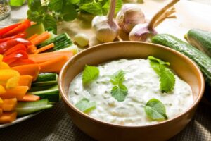 Dairy-Free Recipes for Condiments and Salad Dressings