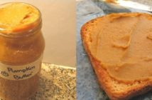 Maple Pumpkin Butter Recipe - vegan, refined sugar-free and paleo-friendly