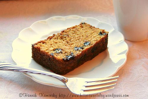 Butterscotch Pudding Bread