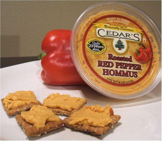 Cedar's Hommus