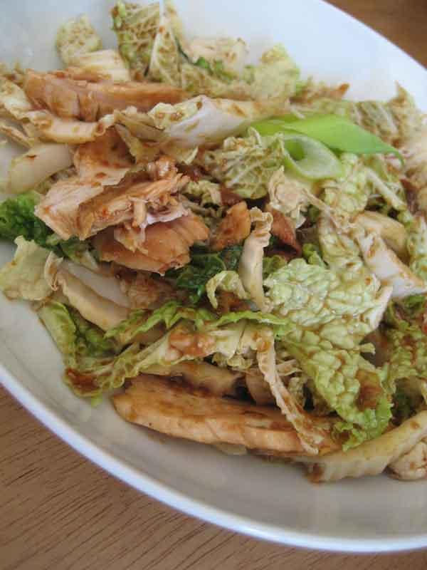 Millionaire Rotisserie Chicken Salad