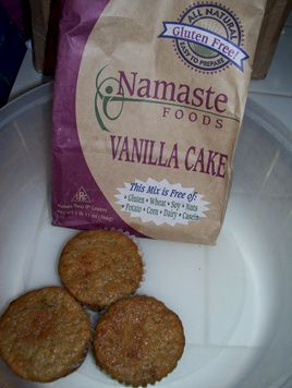 Namaste Foods Cake Mixes
