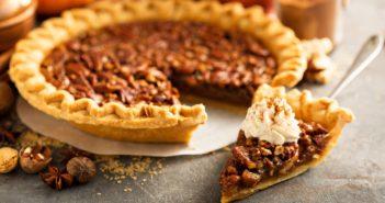 Vegan Pecan Pie Recipe by Chef Eric Tucker of Millennium Restaurant - a Holiday Classic, Rich, Indulgent.