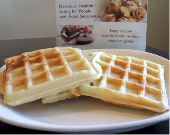Wheat-Free Waffles