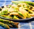 Asparagus Chicken Recipe - A Chinese Buffet Favorite Made at Home! Super-fast, flavorful, dairy-free, and gluten-free