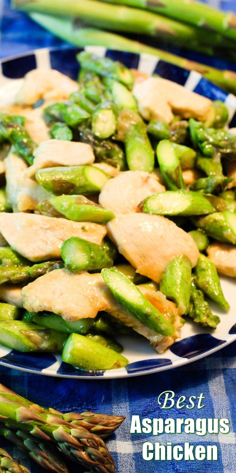 Excellent Asparagus Chicken Stir Fry Recipe A Chinese Buffet Favorite Download Free Architecture Designs Scobabritishbridgeorg