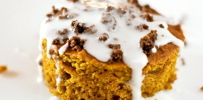 Pumpkin Streusel Bread: Dairy-Free Olive Oil Baking at It's Best