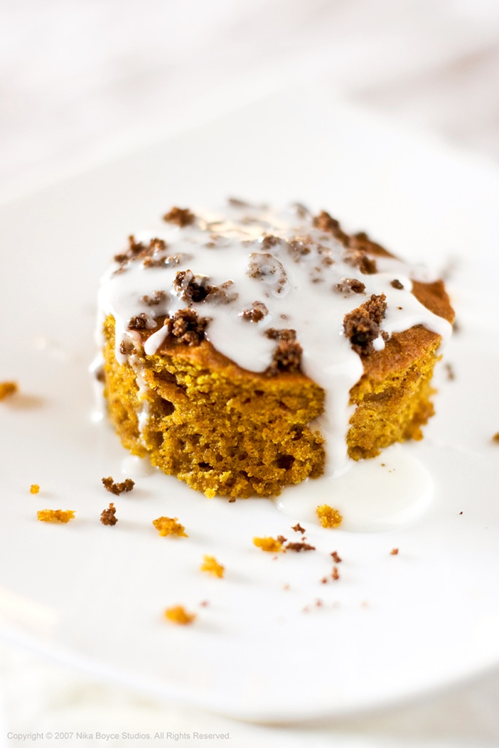 Dairy-Free Pumpkin Streusel Bread Recipe