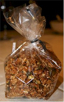 Gifts from the Kitchen: Granola