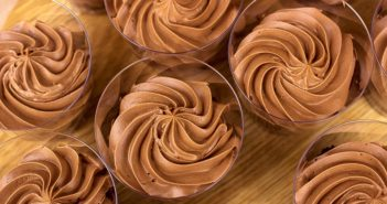 Vegan Chocolate Mousse Frosting or Topping Recipe