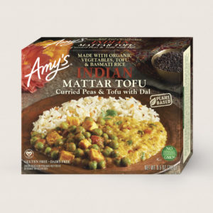 Amy's Indian Frozen Entrees - the Vegan Varieties - Reviews and Info