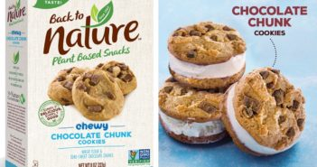 Back to Nature Cookies - now all dairy-free, plant-based, and vegan friendly (some contain honey). Includes sandwich, crunchy, and bakery-style chewy cookies.