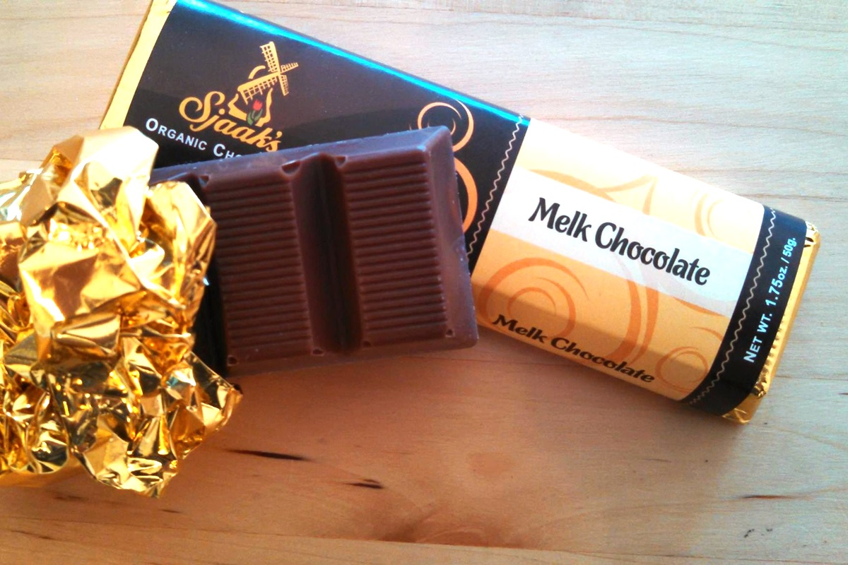 Sjaak's Melk Chocolate Bars Reviews and Info - Dairy-free and vegan milk chocolate in several varieties. Soy-free and made rice and almonds milks.