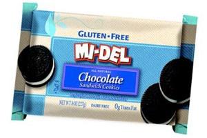 Mi-Del Sandwich Cookies - gluten-free, dairy-free rivals to Oreos!