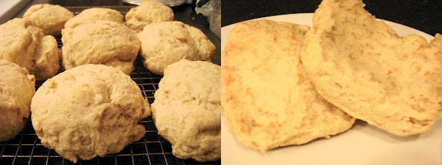 Savoury Vegan Scones Recipe