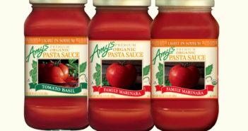 Amy's Organic Pasta Sauce