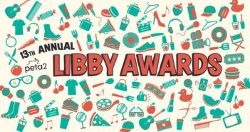 PETA's Libby Awards: How Vegan Food Has Changed Over a Decade - 2008 vs 2018