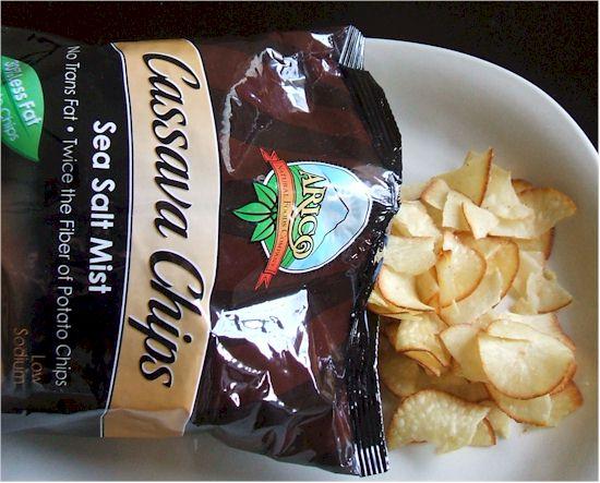Arico Cassava Chips