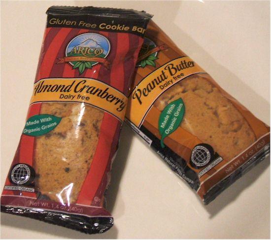 Arico Cookie Bars