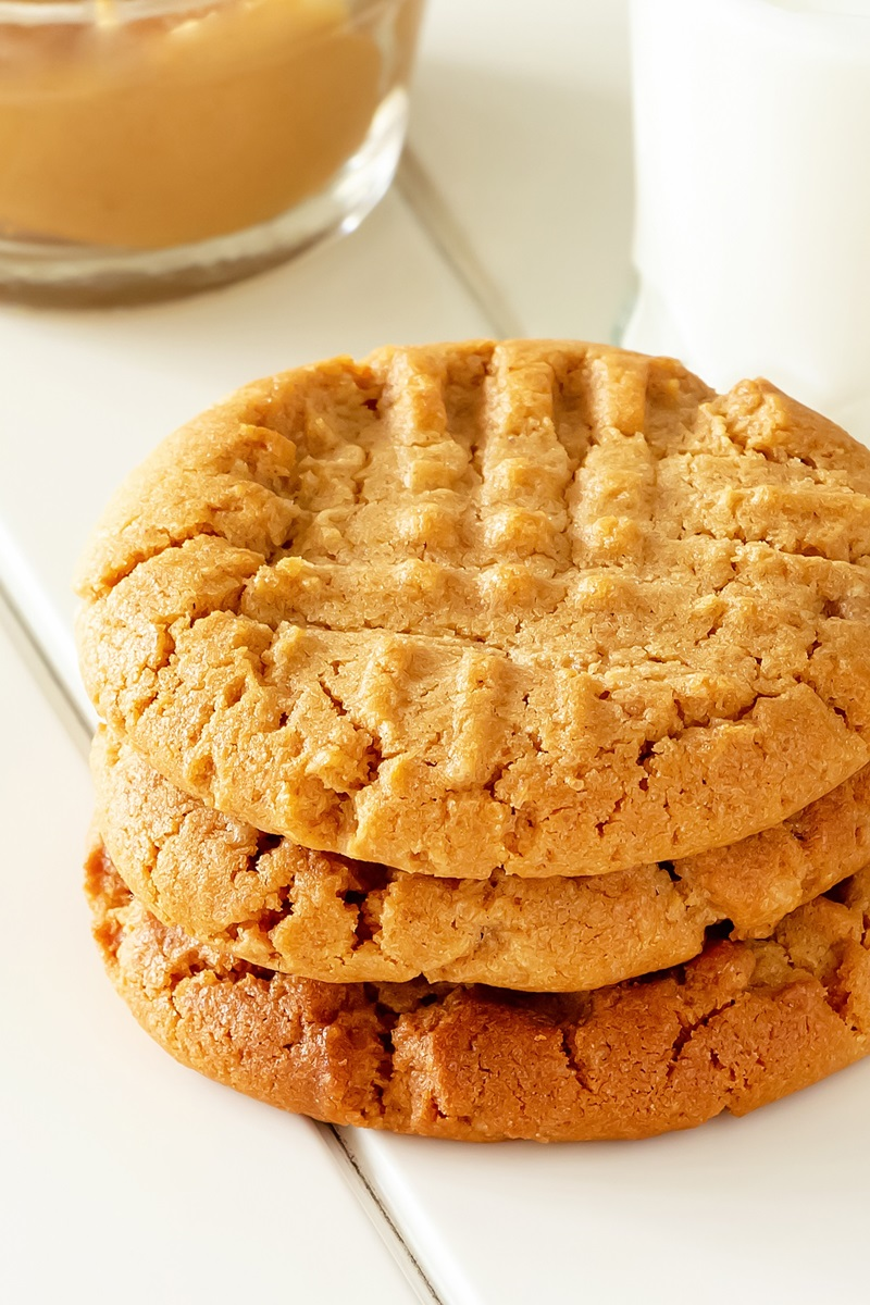 Maple Nut Butter Cookies Recipe are Free of Gluten, Dairy, and Refined Sugar (paleo-friendly + options)