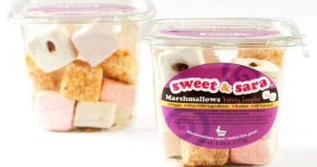 Sweet & Sara Vegan Marshmallows Review (available in assorted flavors and treats!