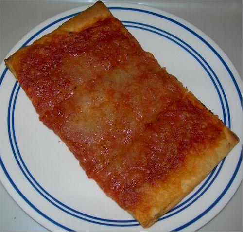 Tofutti Pizza