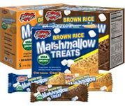 Glenny's Brown Rice Marshmallow Treat