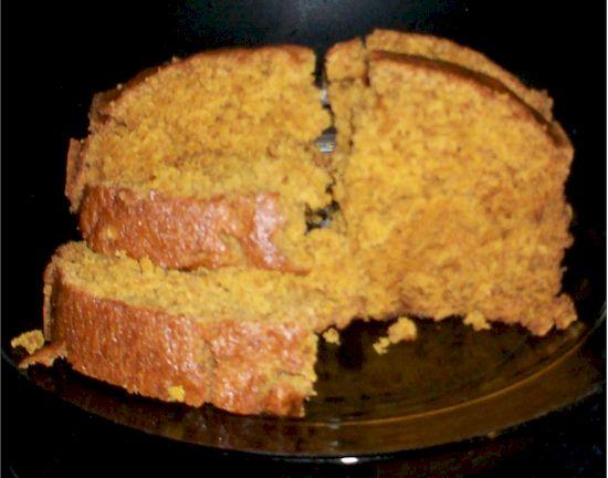 Little Bay Baking Pumpkin Bread