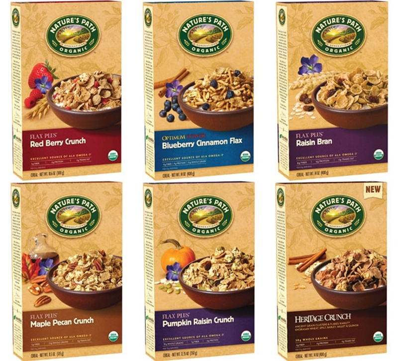 Nature's Path Cereals (Review): Wonderful Wheaty Varieties