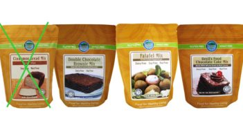 Gluten-Free Authentic Foods Baking Mixes (Review) - Dairy-Free Versions - made with superfine flours