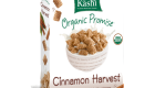 Cinnamon Harvest Organic Promise Cereal by Kashi