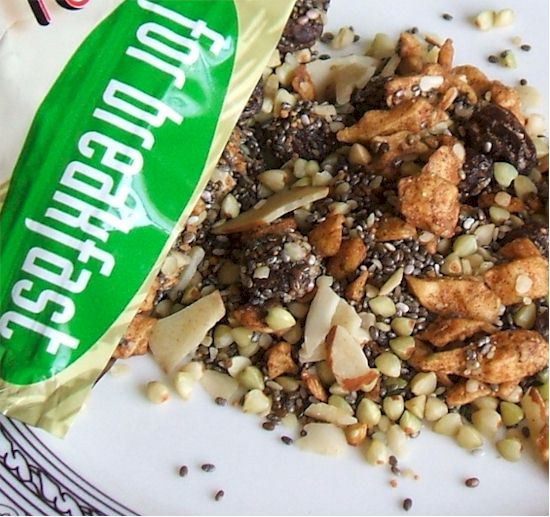 Apple Almond Cinnamon from Chia Goodness from Ruth's Hemp Foods
