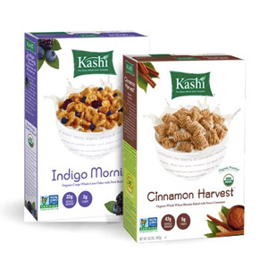 Kashi offers many dairy-free delicious cereals that are made with simple wholesome ingredients!