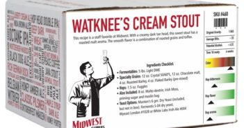 Cream Stout Beers can Contain Dairy. Learn more ...
