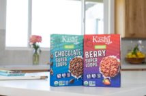 Kashi Cereals Reviews and Info - All Dairy-Free and Plant-Based, Many Vegan and Organic. Includes Super Loops Cereals - created by Kids for Kids
