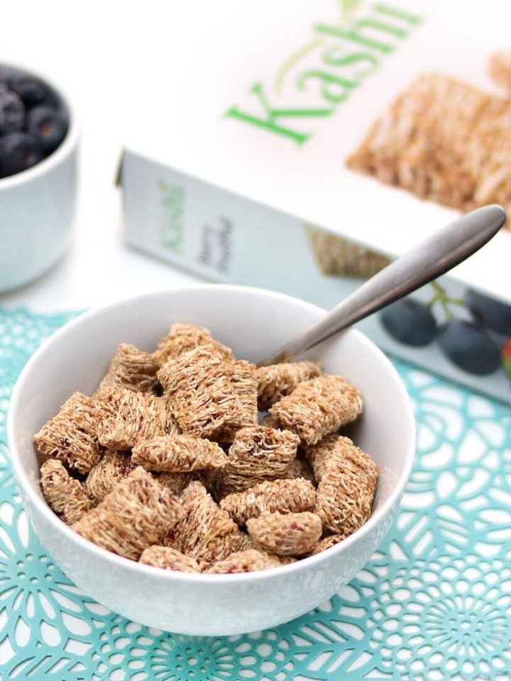 Kashi Cereals Reviews and Info - All Dairy-Free and Plant-Based, Many Vegan and Organic.