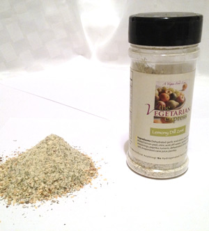 The Vegetarian Express Seasonings