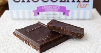 Divvies Chocolate - Crispy Rice Crunch Bars (made in a dairy-, egg-, and nut-free facility)
