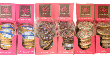 Nutritious Creations Gluten Free Cookies Review (all dairy-free, free of refined sugars & vegan!)