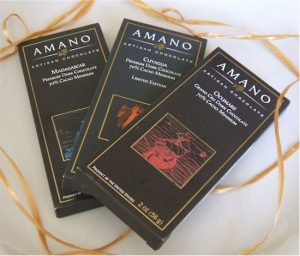 Amano Artisan Dark Chocolate Bars Review - Dairy-free and vegan varieties