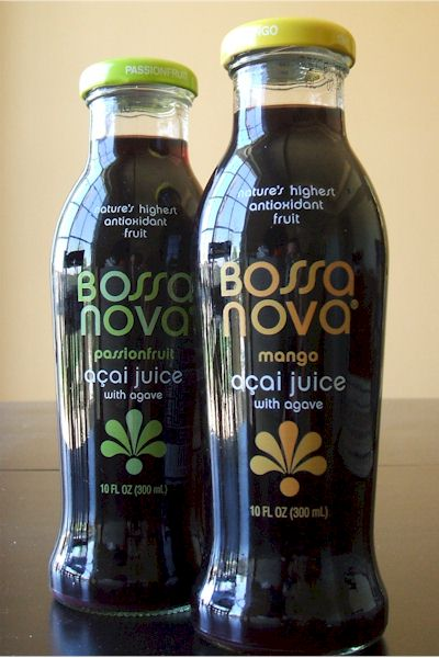 Bossa Nova Acai Juices