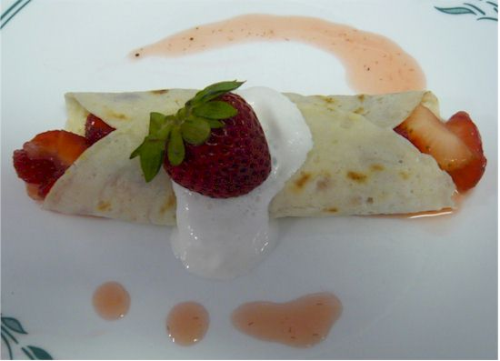 Gluten-Free, Egg-Free, Dairy-Free Crepes - Go Dairy Free