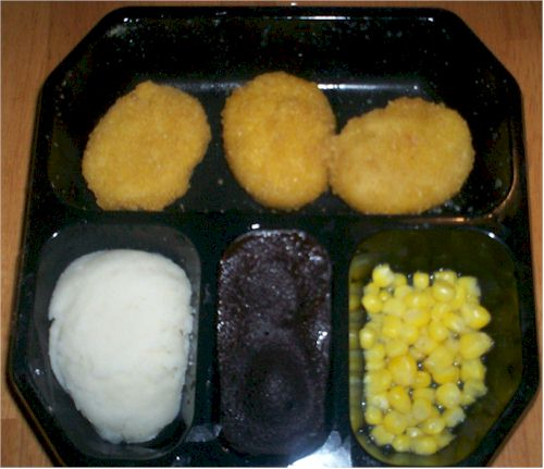 Ian's Frozen Chicken Fingers Meal