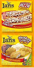 Ian's Frozen Gluten-Free Meals