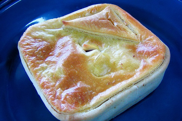 Dairy-Free Meat Pie
