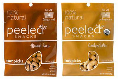 Peeled Nut Snacks